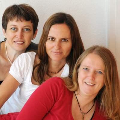Nelja Brandt, Simone Rohr, Heike Müller